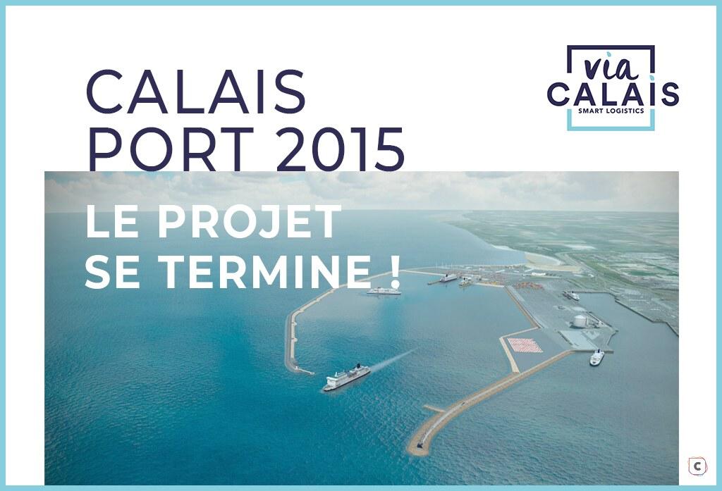 Livraison de Calais Port 2015 – le projet est terminé