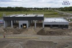 Calais TruckStop: ouverture du site le 1erseptembre