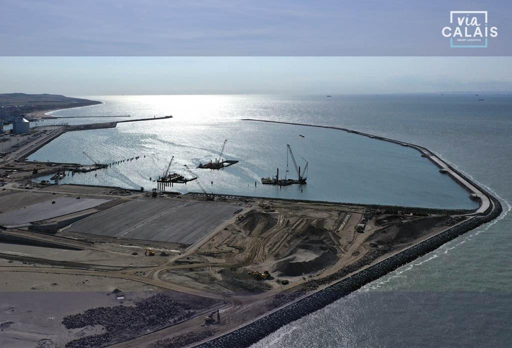 Projet Calais Port 2015: poumon économique des Hauts-de-France