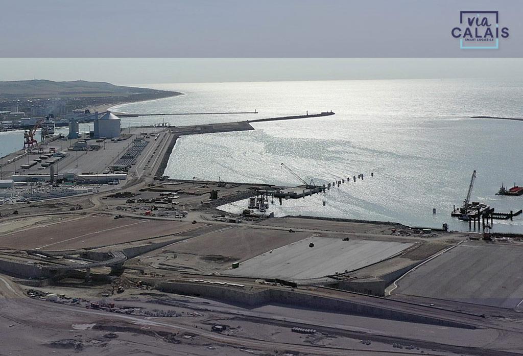 CALAIS PORT 2015 : un nouvel essor pour la logistique portuaire et les échanges transmanche