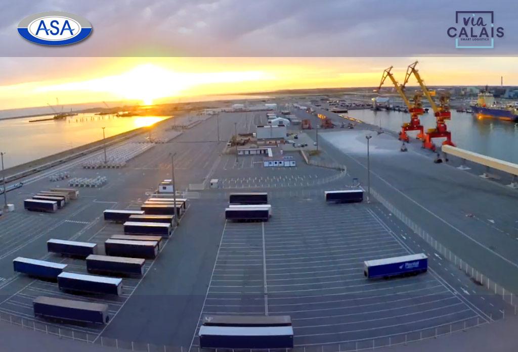 ASA, vos formalités douanières sur le port de Calais