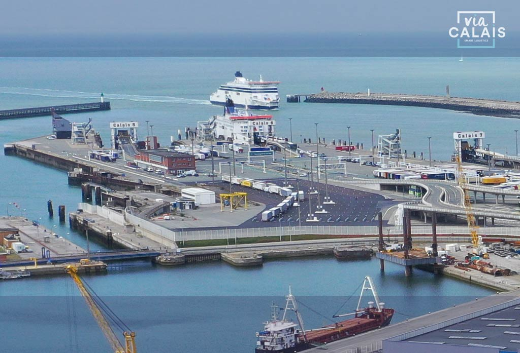 Transport et logistique, moteurs de l'économie calaisienne