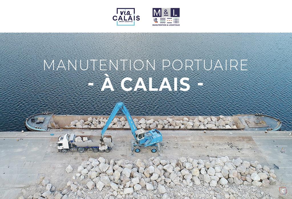 La manutention portuaire à Calais